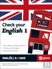 Check your English 1 - 5.º Ano