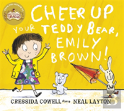 Cheer Up Your Teddy Bear, Emily Brown!