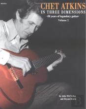Chet Atkins In Three Dimensions: Volume 2
