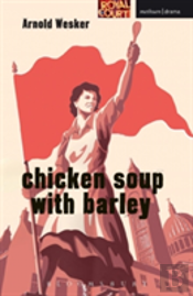 Chicken Soup With Barley