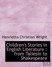 Children'S Stories In English Literature