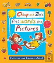 Chimp And Zee S First Words And P