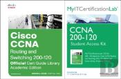 Cisco Ccna Routing And Switching 200-120, Myitcertificationlab Library Bundle