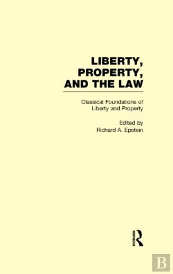 Bertrand.pt - Classical Foundations Of Liberty And Property