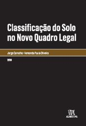 Classificação do Solo no Novo Quadro Legal