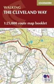 Cleveland Way Map Booklet
