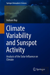 Climate Variability And Sunspot Activity