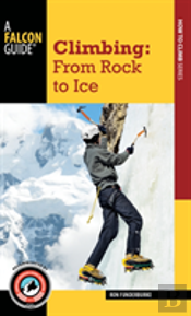 Climbing From Rock To Ice