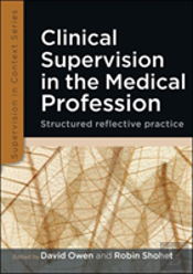 Clinical Supervision In The Medical Profession