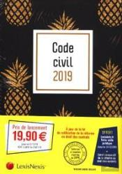 Code Civil 2019 - Ananas