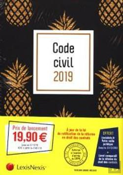 Bertrand.pt - Code Civil 2019 - Ananas