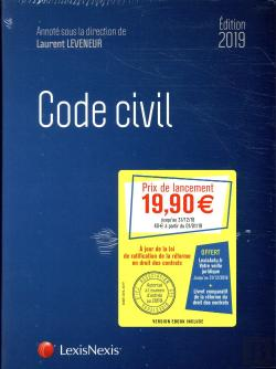 Bertrand.pt - Code Civil 2019
