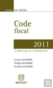 Code Fiscal 2011 , 6eme Edition