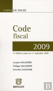 Code Fiscal (Édition 2009)