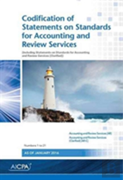 Codification Of Statements On Standards For Accounting And Review Services
