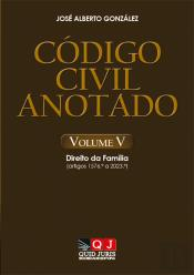 Código Civil Anotado - Volume V