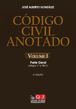 Bertrand.pt - Código Civil Anotado - Volume I