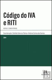 Código do IVA e RITI