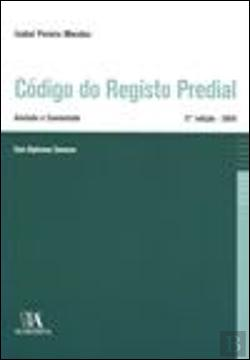 Bertrand.pt - Código do Registo Predial