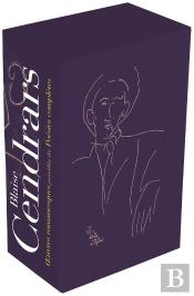 Coffret Cendrars Oeuvres Romanesques 2v