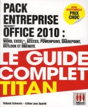 Coffret Entreprise Office 2010 (Word, Excel, Access, Powerpoint, Outlook, Sharepoint, Onenote)