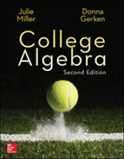 College Algebra, Media Update