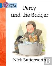 Collins Big Cat - Percy And The Badger
