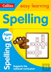 Collins Easy Learning Age 5-7 - Spelling Ages 6-7