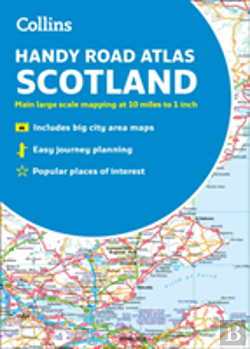 Bertrand.pt - Collins Handy Road Atlas Scotland