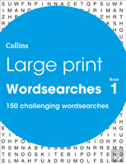 Bertrand.pt - Collins Large Print Wordsearch Book 1