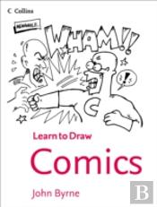 Collins Learn To Draw - Comics
