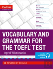 Collins Vocabulary And Grammar For The Toefl Ibt Test