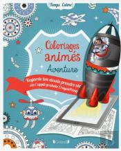 Coloriages Animes - Aventure