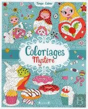 Coloriages Mysteres