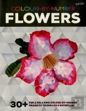 Colour-By-Number: Flowers