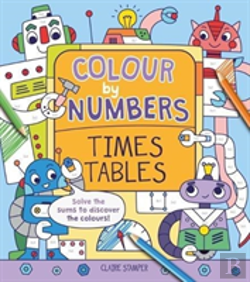Bertrand.pt - Colour By Numbers Times Tables