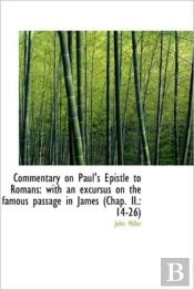 Commentary On Paul'S Epistle To Romans: