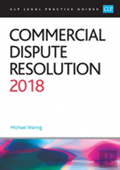 Commercial Dispute Resolution 2018