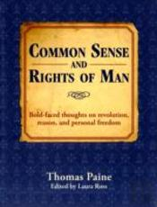 Common Sense And Rights Of Man