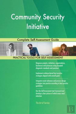 Bertrand.pt - Community Security Initiative Complete Self-Assessment Guide