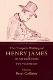 Comp Wrt Henry James Art Drm 2v Set