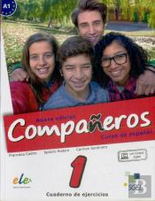 Compañeros 1 (Workbook + Digital Workbook)