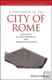 Companion To The City Of Rome