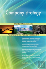 Company Strategy Standard Requirements
