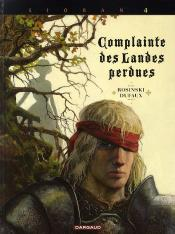 Complainte Des Landes Perdues ; Cycle Sioban T.4 ; Kyle Of Klanach