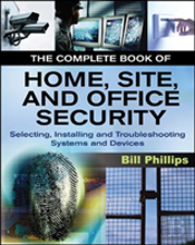 Complete Book Of Home, Site And Office Security