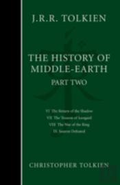 Complete History Of Middle-Earthlord Of The Rings