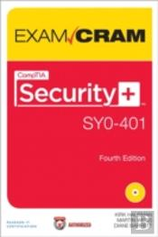 Comptia Security+ Sy0-401 Authorized Exam Cram