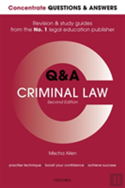 Bertrand.pt - Concentrate Q&A Criminal Law 2e