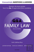 Concentrate Q&A Family Law 2e